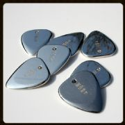 Treasure Tones Platinum Guitar Picks | Timber Tones